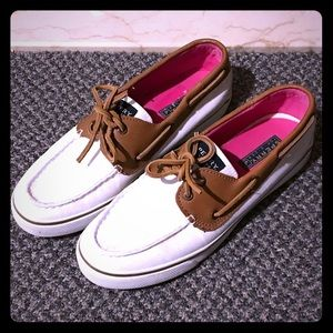 Sperry Bahama Ivory Top-Sider Shoes